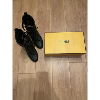 FENDI - FENDI ブーツ 36 1/2 23.5㎝