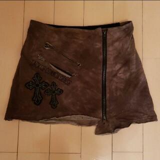 ゴーストオブハーレム(GHOST OF HARLEM)のダメージセクシーミニ(ミニスカート)