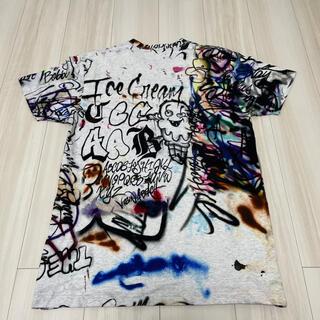 アイスクリーム(ICE CREAM)のICECREAM Tシャツ【ビリオネアボーイズクラブ アイスクリーム NIGO】(Tシャツ/カットソー(半袖/袖なし))