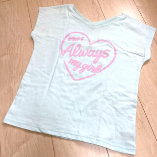 ピンクラテ(PINK-latte)のピンクラテ♡Tシャツ150cm(Tシャツ/カットソー)