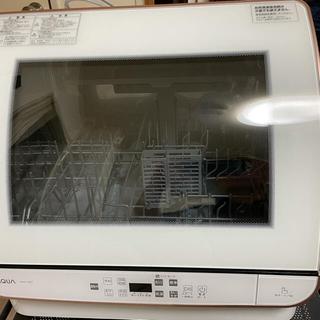 AQUA食洗機未使用品✨取説なし💦
