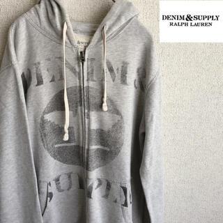 Denim & Supply Ralph Lauren - DENIM&SUPPLY ジップアップ   パーカー デニム&サプライ XS