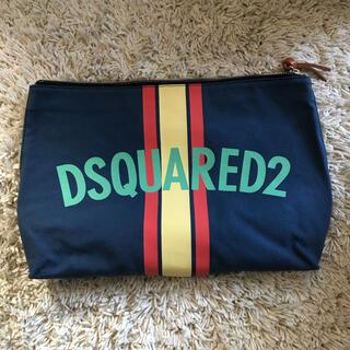 ディースクエアード(DSQUARED2)のDSQUARED クラッチバッグ(セカンドバッグ/クラッチバッグ)