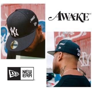 アウェイク(AWAKE)のAwake NY 7 5/8 ニューエラ キャップ 帽子 NEW ERA(キャップ)