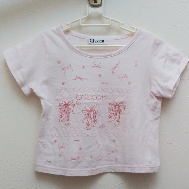 CHACOTT(チャコット)のサリー様専用 キッズ/ベビー/マタニティのキッズ服女の子用(90cm~)(Tシャツ/カットソー)の商品写真