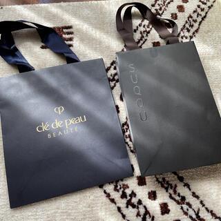 クレドポーボーテ(クレ・ド・ポー ボーテ)のショップ袋(ショップ袋)