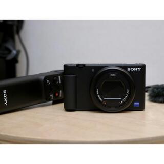 ソニー(SONY)のSony ZV-1 G  (シューティンググリップ+予備バッテリーセット)(コンパクトデジタルカメラ)