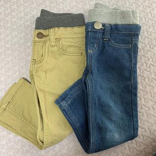 MPS - 男の子 パンツ ズボン 2枚セット 100センチ