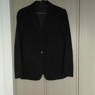 アクアスキュータム(AQUA SCUTUM)のアクアスキュータム スーツジャケット テーラードジャケット 8M 黒(テーラードジャケット)