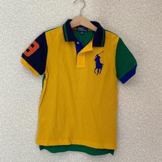 ポロラルフローレン(POLO RALPH LAUREN)のキズナ様専用 ラルフローレン ビックポニーポロシャツ 120cm(Tシャツ/カットソー)