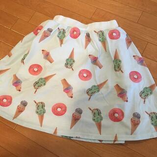 マザウェイズ(motherways)のマザウェイズ スカート(ズボン付) 150cm  1点780円〜(スカート)