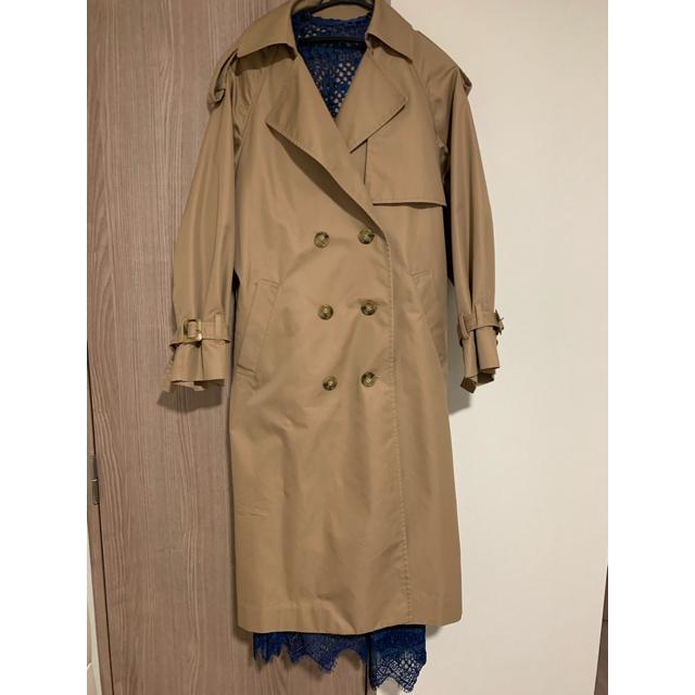 LE CIEL BLEU(ルシェルブルー)のルシェルブルー トレンチコート レディースのジャケット/アウター(トレンチコート)の商品写真