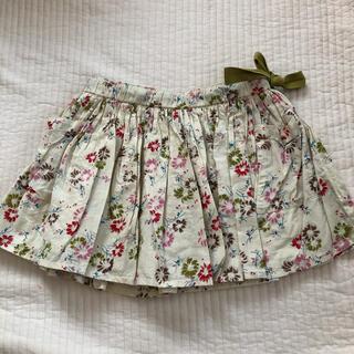 Caramel baby&child  - caramel スカート 花柄