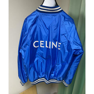 セリーヌ(celine)の21SS Celine ポップアップ限定テディジャケット(スタジャン)