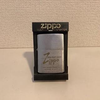 ジッポー(ZIPPO)のzippo ライター PAT.2032695 ジッポ(タバコグッズ)