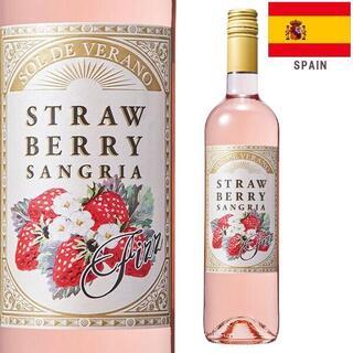 カルディ  ストロベリー サングリア スパークリングワイン (ワイン)