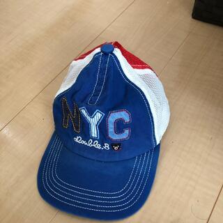 ダブルビー(DOUBLE.B)のダブルビー ミキハウス 帽子 52(帽子)