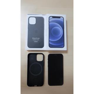Apple - iPhone 12 mini 256GB ブラック