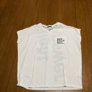 ワンウェイ(one*way)のONE WAY(ワンウェイ)ノースリーブシャツ(Tシャツ(半袖/袖なし))