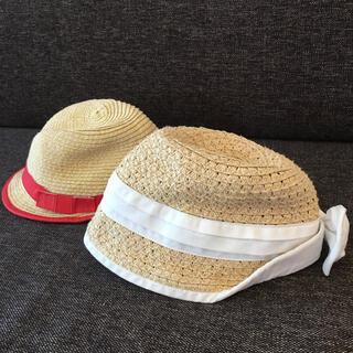 ザラ(ZARA)の帽子2点セット 51cm(帽子)