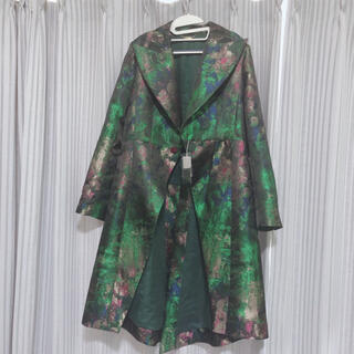 ロイスクレヨン(Lois CRAYON)の新品未使用 ロイスクレヨン タグ付き モネジャカード燕尾ジャケット(ロングコート)
