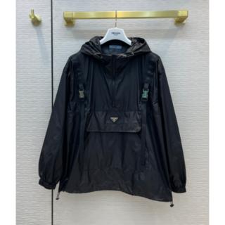 PRADA - 人気  PRADA ♡ブラック ジャケット S