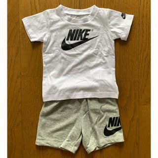 ナイキ(NIKE)の【新品未使用】 Nike ナイキ 24ヶ月用 セットアップ(その他)