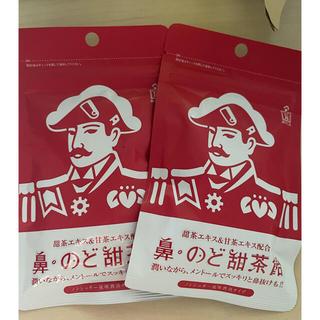 ユーハミカクトウ(UHA味覚糖)の森下仁丹 鼻・のど甜茶飴 (その他)