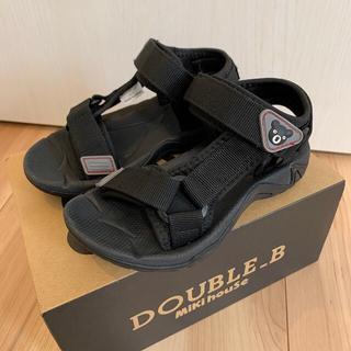 ダブルビー(DOUBLE.B)のきらきら★様専用(サンダル)