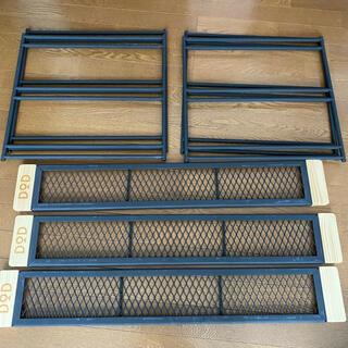 ドッペルギャンガー(DOPPELGANGER)のDOD テキーラテーブル テキーラバッグ レッグ2本プラス セット(テーブル/チェア)