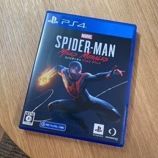 プレイステーション4(PlayStation4)のMarvel's Spider-Man: Miles Morales(スパイダー(家庭用ゲームソフト)