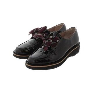 ランバンオンブルー(LANVIN en Bleu)のLANVIN en bleu ドレスシューズ/ローファー レディース(ローファー/革靴)
