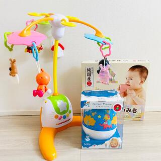 アガツマ(Agatsuma)の新生児から使えるおもちゃ まとめ売り(知育玩具)