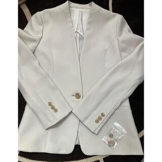 アオキ(AOKI)のANCHOR WOMAN レディースジャケット サイズ7(テーラードジャケット)