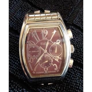 エルジン(ELGIN)のELGIN⭐メンズ腕時計 電池式(腕時計(アナログ))