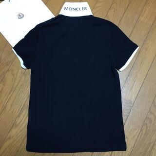 MONCLER - 【極美品】モンクレール ポロシャツ S  国内正規品