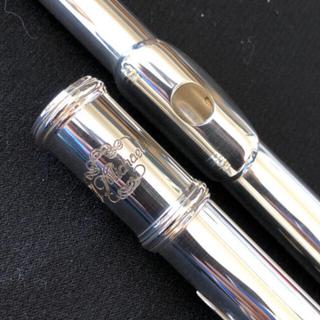 マイケルコース(Michael Kors)のマイケルフルート FL300S(銀メッキ)極美品❣️(フルート)
