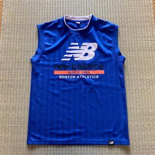 ニューバランス(New Balance)のニューバランス タンクトップ 160(Tシャツ/カットソー)