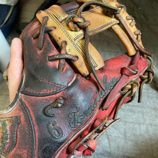 wilson(ウィルソン)のウィルソン硬式グローブ スポーツ/アウトドアの野球(グローブ)の商品写真