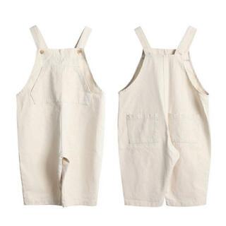 韓国子供服 オーバーオール サロペット オシュコシュ モンミミ フタフタ (パンツ/スパッツ)