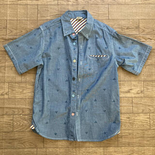 バックナンバー(BACK NUMBER)のライトオン 半袖シャツ 140 バックナンバー(Tシャツ/カットソー)