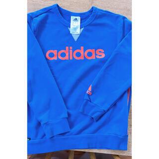 アディダス(adidas)のadidas トレーナー 140 子供 キッズ(Tシャツ/カットソー)