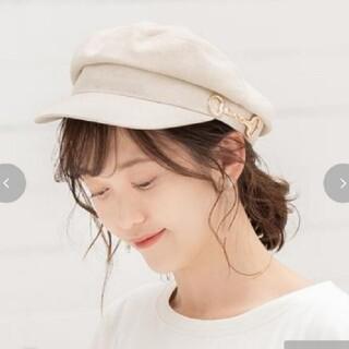 シマムラ(しまむら)のしまむら プチプラのあや コラボマリンキャスケット帽子(キャスケット)