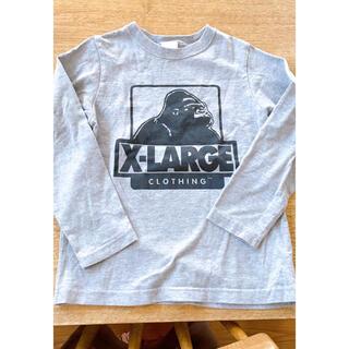 エクストララージ(XLARGE)のXLARGE カットソー シャツ 長袖 120 130(Tシャツ/カットソー)