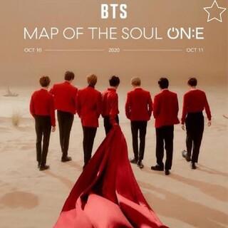 ボウダンショウネンダン(防弾少年団(BTS))のBTS MAP OF THE SOUL ON:E 高画質(ミュージック)