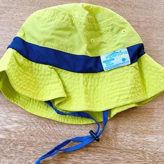 ブリーズ(BREEZE)のBREEZE 帽子 日除け 子供 54cm(帽子)
