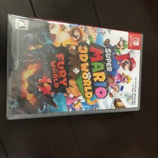 ニンテンドースイッチ(Nintendo Switch)のマリオ3Dワールドヒューリーワールド(その他)