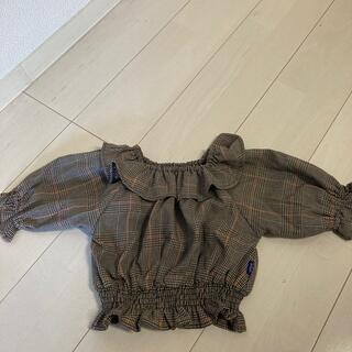 アズールバイマウジー(AZUL by moussy)の子供服 女の子(Tシャツ/カットソー)