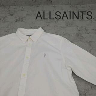 オールセインツ(All Saints)のALLSAINTS オールセインツ 半袖シャツ(シャツ)