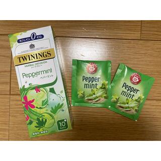 新品⭐︎トワイニング ペパーミントティー ノンカフェイン(茶)